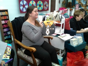 Amanda's Baby Gift